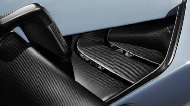 McLaren Senna – rear deck