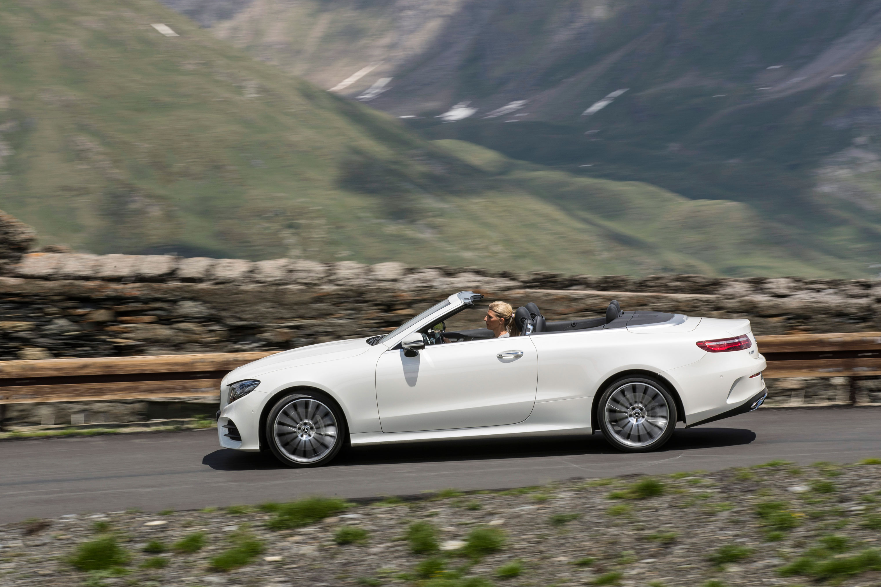 Mercedes Benz E400 4matic Cabriolet Review The Epitome Of Luxury And Class Evo