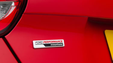 Ford Focus RS Red Edition - Badge