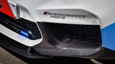 BMW M5 M Performance parts - carbon front