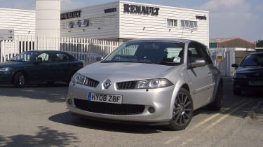 Renaultsport Megane dCi 175