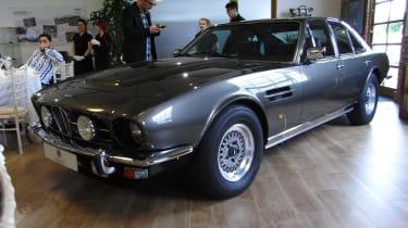 Aston Martin Works auction - V8 Lagonda