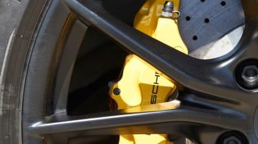 Porsche 718 Cayman GTS - Brakes