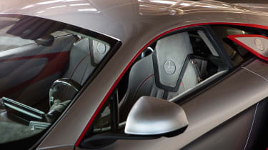 ATS Automobili GT - mirror