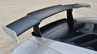 Lamborghini Gallardo Squadra Corse Super Trofeo spoiler