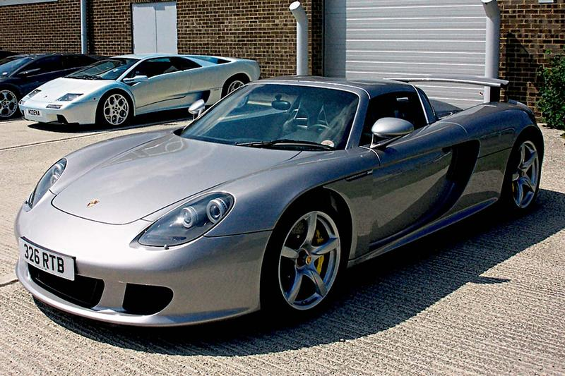 Porsche Carrera GT – review, history, prices and specs   evo