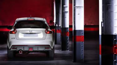 Nissan Juke Nismo unveiled