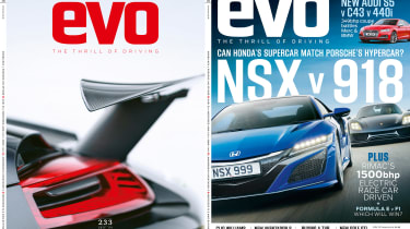 evo issue 233 - cover