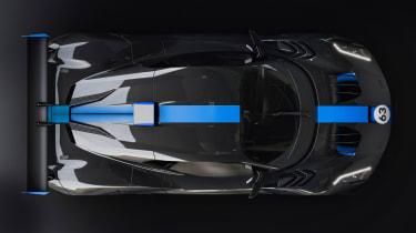 Brabham BT63 GT2 Concept – top