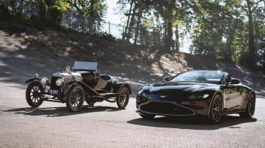 Aston Martin 'A3' Vantage Roadster – 10