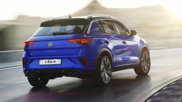 Volkswagen T-Roc R - rear quarter