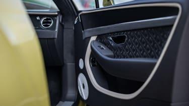 Bentley Continental GT Speed UK – doorcard