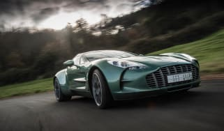 World exclusive Aston Martin One-77 video review