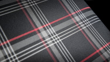 VW Up GTI - Seat fabric