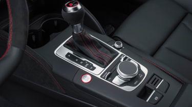 Audi RS3 Sportback Grey interior 3