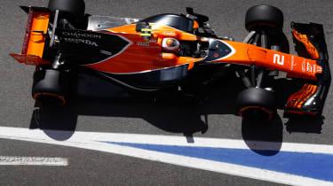 Spanish F1 - McLaren