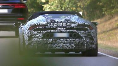 Lamborghini Huracan fl - rear