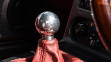 Mazda MX-5 Rocketeer gear lever