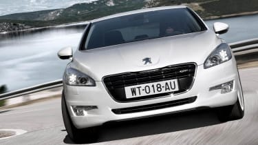 Peugeot 508 2.2 HDi 204 GT review
