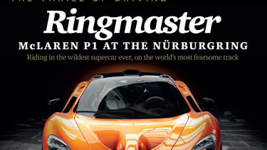 evo Magazine: Car of the Year 2013