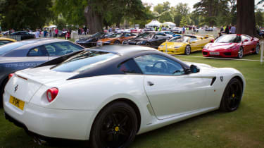 Your evo Year: Dion Price Week 8 - Wilton Classic Supercar 2014