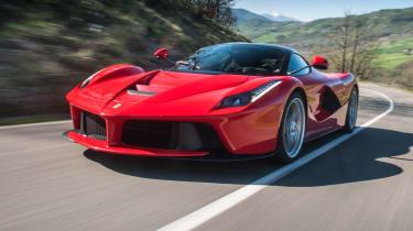 Ferrari LaFerrrari front
