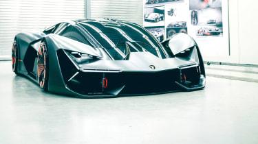 Lamborghini Terzo Millennio - header