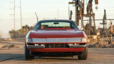 Ferrari Daytona Bill Harrah - front