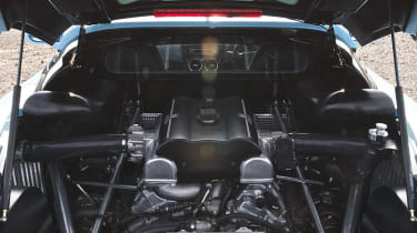 Noble M400 engine