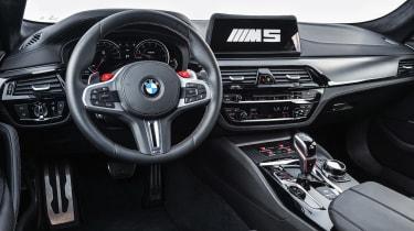 BMW M5 M Performance parts - dash