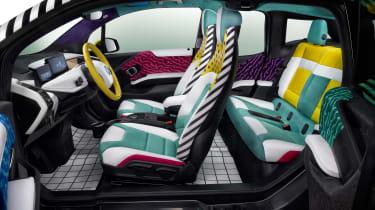 BMW MemphisStyle i3 - interior 2