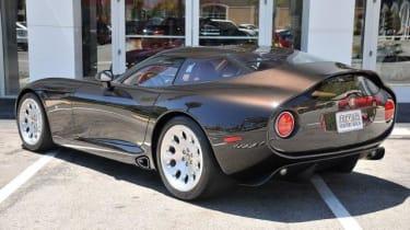 Alfa Romeo TZ3 Stradale rear