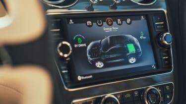 Bentley Bentayga PHEV - info