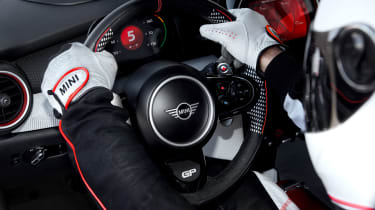 Mini John Cooper Works GP Concept - wheel