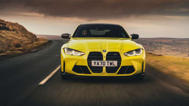 BMW M4 Competition 2021 review – follow