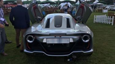 ATS Automobili GT - rear