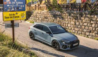 2022 Audi RS3 Sportback –front quarter static