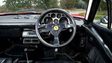 Ferrari 308/328 interior