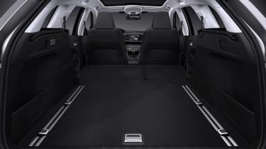 Peugeot 308 SW load bay