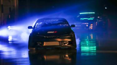 Speedmachine festival preview - Nissan Silvia (S14)