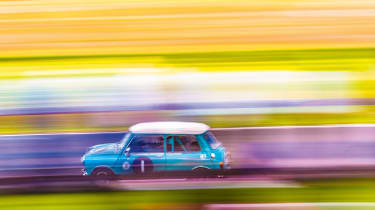 Mini Cooper S at Goodwood