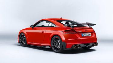 Audi performance parts - TT RS rear three quarter