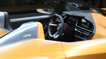 BMW Z4 Concept - Frankfurt Motor Show