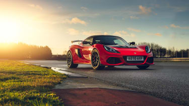 Lotus Final Editions 2021 - Exige static