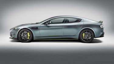 Aston Martin Rapide AMR studio - profile