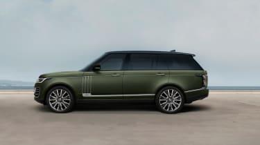 Range Rover SV Autobiography Ultimate – side