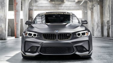 BMW M Performance Parts Concept – front