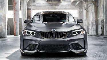 BMW M Performance Parts Concept – front