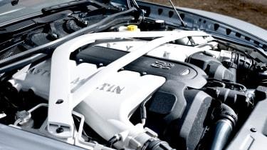 2013 Aston Martin Rapide S 5.9-litre V12 engine