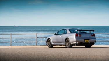 Nissan GT-R R34 - static